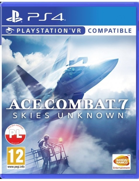 Ace Combat 7 Skies Unknown PS4-36231