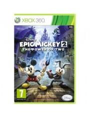 Disney Epic Mickey 2 Siła Dwóch Xbox360-37911