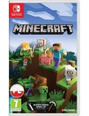 Minecraft: Nintendo Switch Edition NDSW-32495