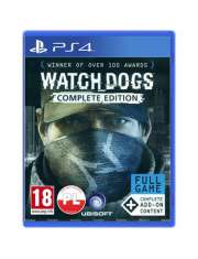 Watch Dogs Complete Edition PS4-38497