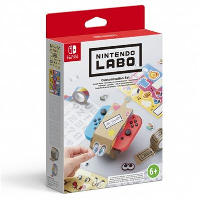 Labo Customisation Set Zestaw NDSW-38927