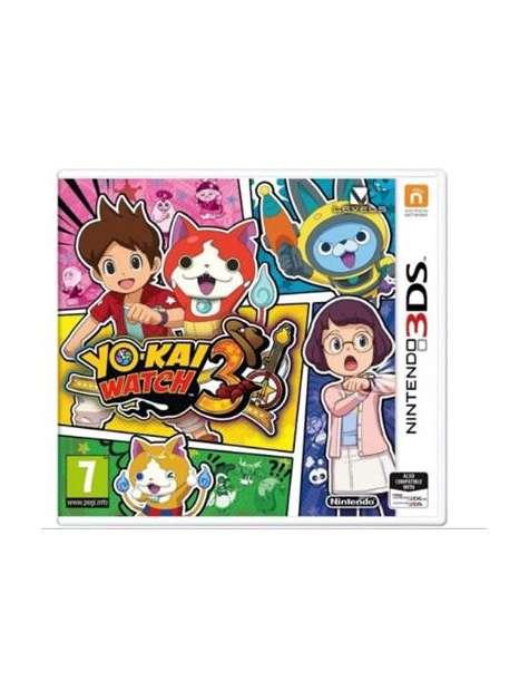 YO-KAI WATCH 3 2DS/3DS-38990