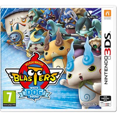 YO-KAI WATCH Blasters White Dog 2DS/3DS-39003
