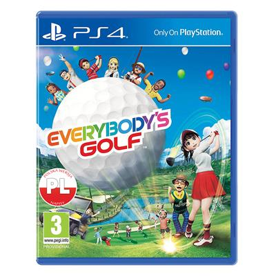 Everybody's Golf PS4-39099