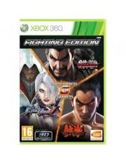 Fight Edition Tekken Tag2 Soul Calibur V Xbox360-8465