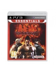 Tekken 6 Essentials PS3-5602