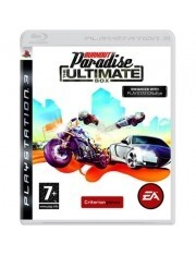 Burnout Paradise The Ultimate Box PS3-32562
