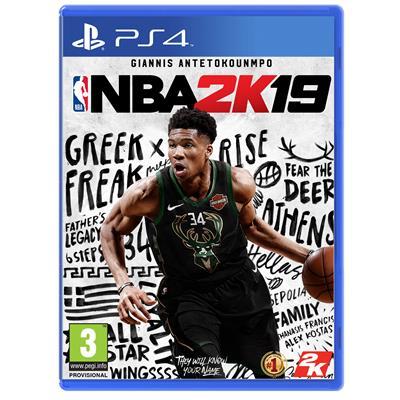 NBA 2K19 PS4-36623