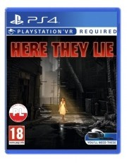 Here They Lie VR PS4-39468