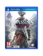 Assassins Creed III Liberation PSV-39490