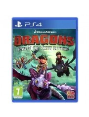 Dragons Dawn of New Riders PS4-39528