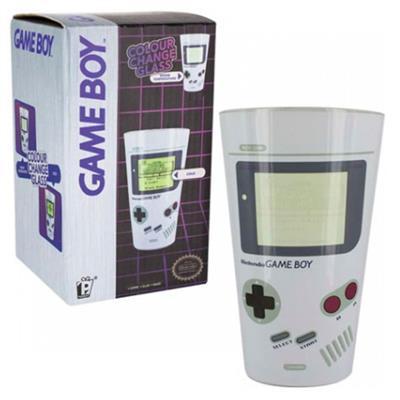 Game Boy Szklanka Zmieniająca Kolor Nintendo 450ml-39560