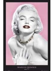 Marilyn Monroe Kusicielka - plakat