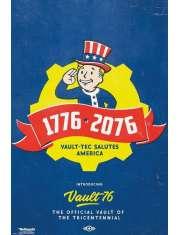 Fallout 76 Tricentennial - plakat