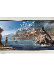 Assassins Creed Odyssey - plakat