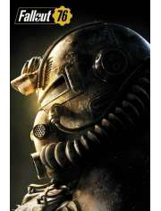 Fallout 76 T51b - plakat