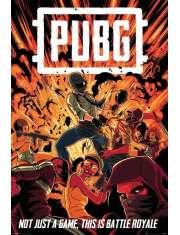 PUBG Playerunknowns Battlegrounds BUM - plakat