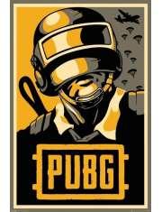 PUBG Playerunknowns Battlegrounds Hope - plakat