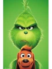 Grinch i Max - plakat