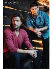 Supernatural Bracia - plakat