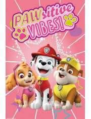 Psi Patrol Pieskowe Wibracje - plakat