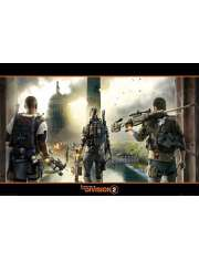 The Division 2 Tom Clancy - plakat