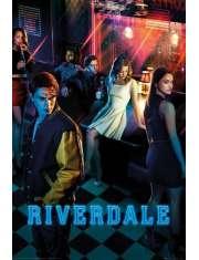 Riverdale Bohaterowie - plakat