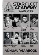 Star Trek Starfleet Academy Class 66 - plakat