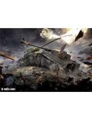 World of Tanks - plakat