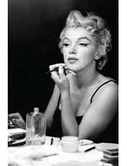 Marilyn Monroe Make-up - plakat