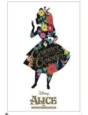 Alicja w Krainie Czarów - plakat