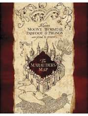 Harry Potter Marauders Map - plakat