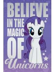 My Little Pony Jednorożec - plakat