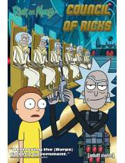 Rick and Morty Council Of Ricks - plakat