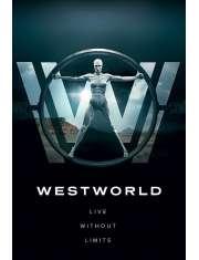 Westworld Życie Bez Ograniczeń - plakat