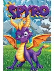 Spyro Reignited Trilogy - plakat