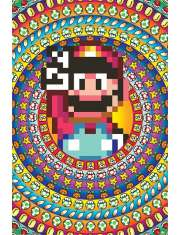 Super Mario Power Ups - plakat