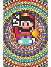 Super Mario Power Ups - plakat