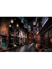 Harry Potter Diagon Alley - plakat