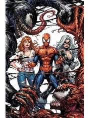 Marvel Venom i Carnage - plakat