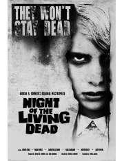 Noc żywych trupów - plakat