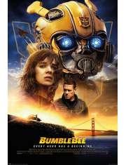 Bumblebee Transformers - plakat