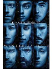 Gra o Tron Winter is Here - plakat