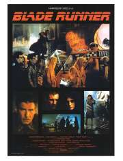 Łowca Androidów - Blade Runner - plakat