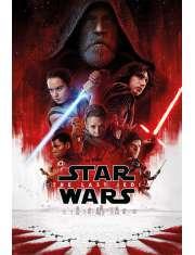 Gwiezdne Wojny Star Wars The Last Jedi (One Sheet) - plakat filmowy