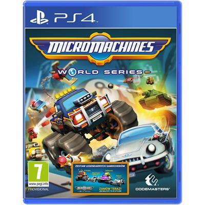 Micro Machines World Series PS4-39766