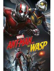 Ant-Man i Osa - plakat
