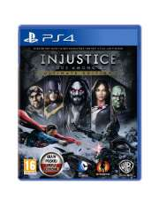 Injustice Gods Among Us Ultimate Edition PS4-6879