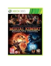 Mortal Kombat Complete Edition Xbox 360-39913