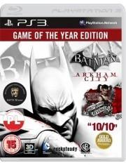 Batman Arkham City GOTY PS3-39925
